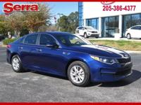 Horizon Blue 2016 Kia Optima LX FWD 6-Speed Automatic