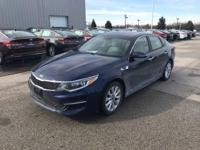 2016 Kia Optima LX *FACTORY WARRANTY*, *10 YEAR 100,000