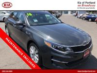 Check out this 2016 Kia Optima LX. Its Automatic