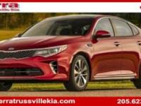 Clean CARFAX. Snow White Pearl 2016 Kia Optima LX FWD