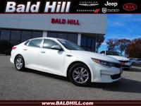 Kia Certified *, One Owner *, Clean Car-Fax *, Optima