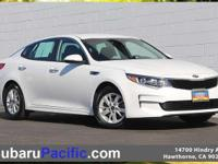 Optima LX, 6-Speed Automatic with Sportmatic, Snow