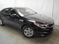 Kia Certified, CARFAX 1-Owner, LOW MILES - 13,317! LX