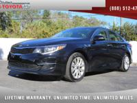 2016 Kia Optima LX, *** 1 FLORIDA OWNER *** CLEAN