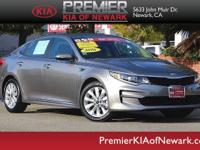 This outstanding example of a 2016 Kia Optima LX is