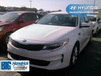 Optima LX, 4D Sedan, 2.4L I4 DGI DOHC, 6-Speed