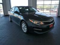 Options:  2016 Kia Optima Lx|Green|Beige. Power To