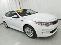 2016 Kia Optima LX Snow White Pearl New Price! Priced