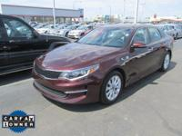 Options:  2016 Kia Optima Lx|Miles: 36308Color: