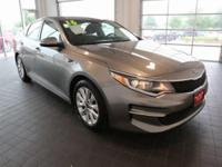 Options:  2016 Kia Optima