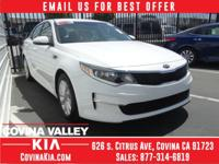 SPRING SAVINGS EVENT! Certified. Optima Recent Arrival!