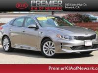 This 2016 Kia Optima LX is proudly offered by Premier