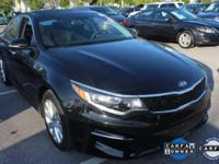 Optima LX and Black. Your highway to happiness has