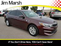 Introducing the 2016 Kia Optima! It just arrived on our
