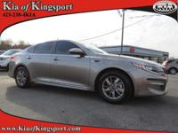 PREMIUM & KEY FEATURES ON THIS 2016 Kia Optima include,