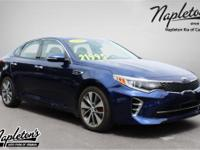 Horizon Blue 2016 Kia Optima SX **2016 Kia Optima SX**,