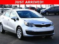 Rio Kia 2016 6-Speed Automatic FWD 1.6L I4 DGI 16V