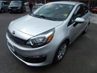 Auto World now has to offer you a Pre-Owned Kia Rio