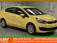 Looking for a clean, well-cared for 2016 Kia Rio? This