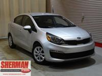 New Arrival! CARFAX 1-Owner! This 2016 Kia Rio LX, has