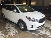 CARFAX One-Owner. Snow White Pearl 2016 4D Passenger