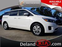 Deland Kia is honored to present a wonderful example of