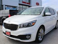 SX-L with Technology Package and YES it is Kia