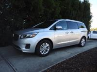 We are excited to offer this 2016 Kia Sedona. Drive