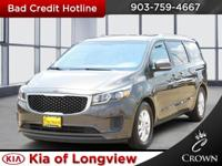 Options:  Black Grille|Black Side Windows Trim And