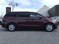 CarFax 1-Owner, LOW MILES, This 2016 Kia Sedona LX will