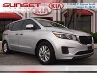 Recent Arrival! *KIA CERTIFIED*, *CARFAX ONE OWNER*.Kia