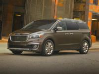 WOW!!! Check out this. 2016 Kia Sedona LX Gold 3.3L V6