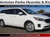 2016 Kia Sedona LX Recent Arrival! Priced below KBB