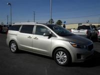 Looking for a clean, well-cared for 2016 Kia Sedona?