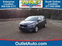 Outlet Rental Car Sales is excited to offer this 2016