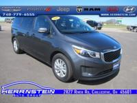 2016 Kia Sedona LX This Kia Sedona is Herrnstein