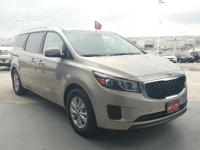 CARFAX 1-Owner, Kia Certified, Excellent Condition. EPA