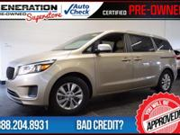 Kia Certified, Beechwood Pearl Metallic, and 2016 Kia