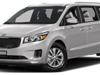 Options:  2016 Kia Sedona Lx|Miles: 42617Color: