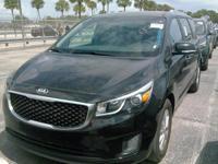 Kia Certified and Aurora Black Pearl. The Auto World