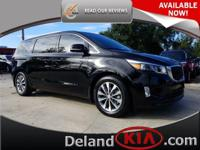 Check out this gently-used 2016 Kia Sedona we recently