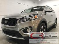 Options:  2016 Kia Sorento Ex|Silver|Priced Below Kbb