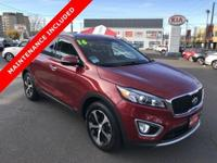 Look at this car!! 2016 Kia Sorento AWD with leather,