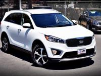 Kia Certified and AWD. Turbocharged! Don't let the