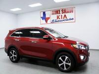 Drive this home today! Isn't it time for a Kia?!