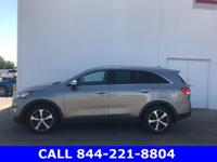 Options:  2016 Kia Sorento Ex|Brown| Please Call Us To