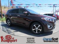This 2016 Kia Sorento EX will sell fast -Backup Camera
