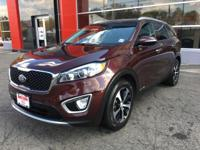 This outstanding example of a 2016 Kia Sorento EX is