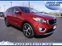 *CLEAN AUTO CHECK*, **LEATHER*, and *AWD*. Sorento EX,