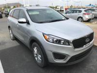 One of the best things about this 2016 Kia Sorento 2.4L
